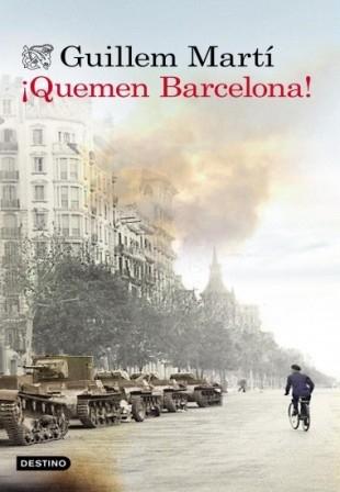 QUEMEN BARCELONA