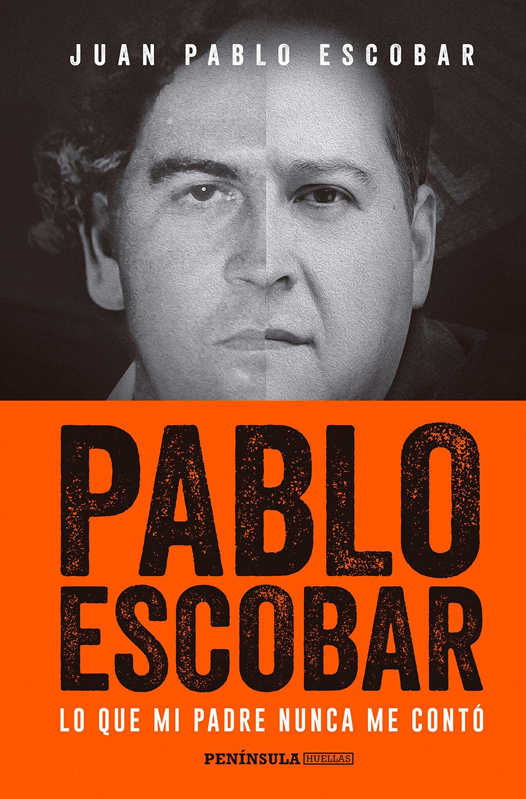 Pablo Escobar. Infraganti